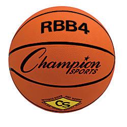Champion Sports 9 Intermediate Basketballs Pack