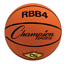 Champion Sports 9 Intermediate Basketballs Pack