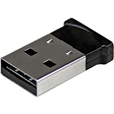 StarTechcom Mini USB Bluetooth 40 Adapter