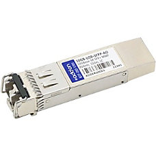 AddOn Enterasys 10GB USR SFPP Compatible
