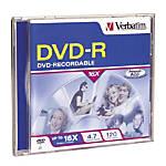 Verbatim 95051 DVD Recordable Media DVD