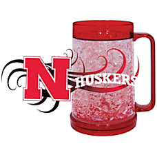 Hunter NCAA Freezer Mug Nebraska Cornhuskers