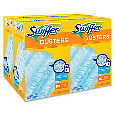 Swiffer Unscented Dusters Refills Fiber