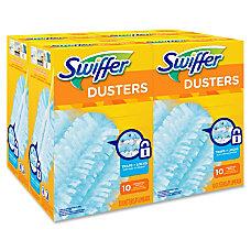 Swiffer Unscented Dusters Refills Fiber