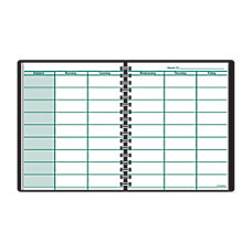 AT A GLANCE Undated Teachers Planner