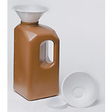 Medline 24 Hour Urine Collection Bottles