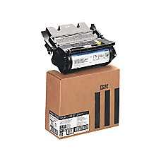 IBM IFP75P4301 Black Toner Cartridge