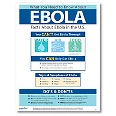 ComplyRight Ebola Awareness Poster English 18