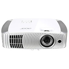 Acer H7550ST 3D Ready DLP Projector