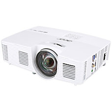 Acer H6517ST 3D Ready DLP Projector
