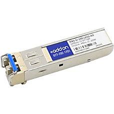 AddOn Cisco ONS SI 100 LX10