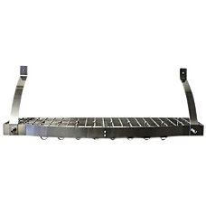 Range Kleen New Stainless Steel Bookshelf