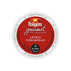 Folgers Gourmet Selections Coffee K Cups
