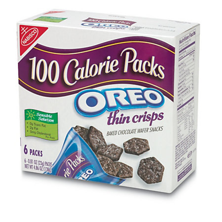 Indulge your taste buds with the Nabisco Snack Mix Variety Pack. The individual serving packages are ideal for taking on the go, enjoying at home or packing in lunches. This box contains a mix of mini Chips Ahoy, mini Oreos, mini Ritz Bitz crackers, Honey Maid teddy Grahams and Barnum's animal crackers. They are fun and delicious for everyone.