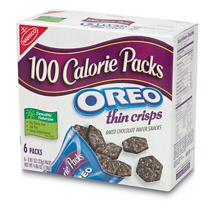 Nabisco Snack Packs Active Discount