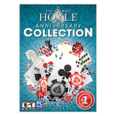 Hoyle The Ultimate Collection For PCMac