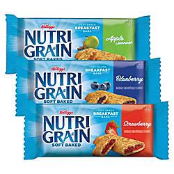 Kelloggs Nutri Grain Cereal Bars 13