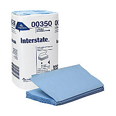 Interstate 2 Ply Singlefold Windshield Towel