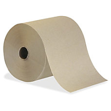 Envision Hardwound Brown Roll Paper Towels