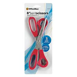 OfficeMax Economy Stainless Steel Scissors 8