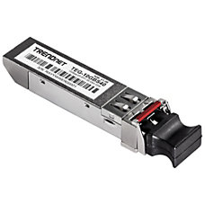 TRENDnet 10GBASE ER SFP Single Mode