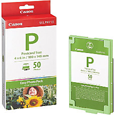 Canon E P50 Photo Pack For