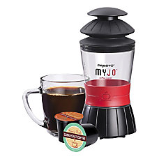 Presto MyJo Single Cup Coffee Maker
