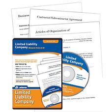 Adams Limited Liability Companies CD