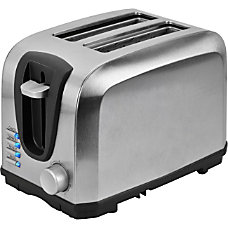 Kalorik 2 Slice Stainless Steel Toaster