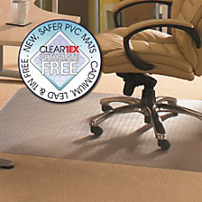 Cleartex Phthalate Free Advantagemat Chair Mat