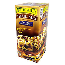 Nature Valley Fruit Nut Trail Mix