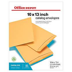 Office Depot Brand Large Format Open