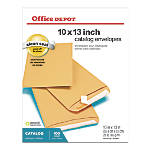 Office Depot Brand Clean Seal Catalog