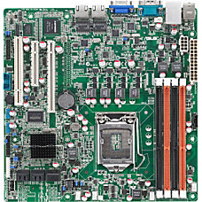 Asus P8B MX Server Motherboard Intel