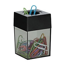 OfficeMax Magnetic Clip Dispenser 2 34