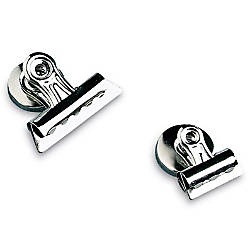 OfficeMax Magnetic Bulldog Clips 2 14