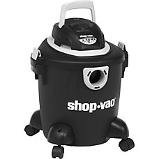 Shop Vac Quiet Canister Vacuum Cleaner