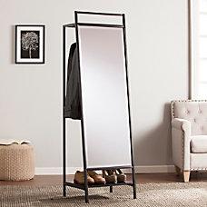 Southern Enterprises Drake Mirror With Hidden