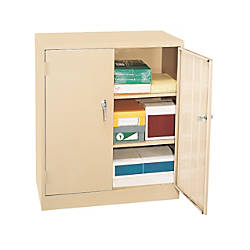 Alera Economy Storage Cabinet 3 Fixed