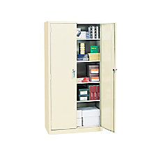 Alera Steel Storage Cabinet 5 Adjustable