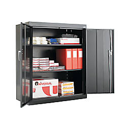 Alera Steel Storage Cabinet 3 Adjustable