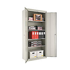 Alera Steel Storage Cabinet 5 Shelves
