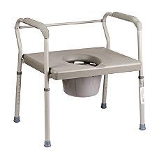 DMI Heavy Duty Bariatric Portable Bedside