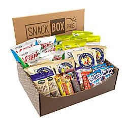 Snack Box Pros Gluten Free Snack