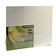 Ampersand Cradled Claybord 11 x 14