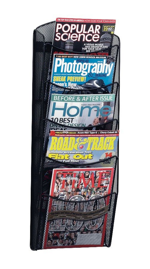Magazine Rack Office