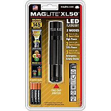 Mag Lite XL50 LED Flashlight