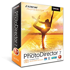 CyberLInk PhotoDirector 7 Ultra Windows Download