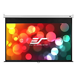 Elite Screens M100HSR Pro Manual Projection
