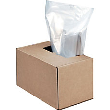 Fellowes High Security Shredder Bags Pack